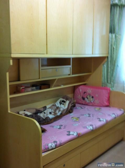 衣柜床一体 衣柜门效果图大全2014 衣柜床组合家具图片