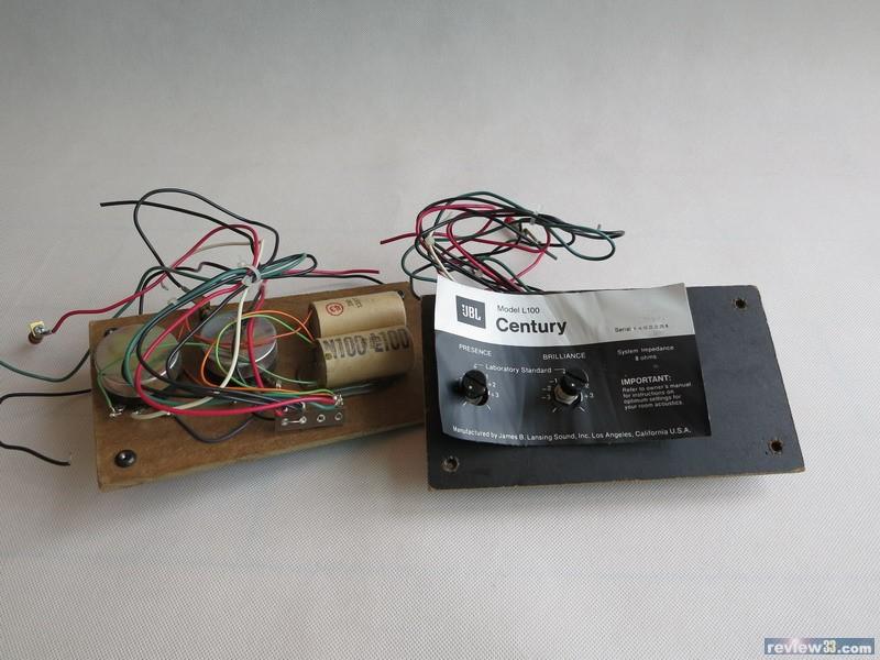 jbltlx700分频器电路图