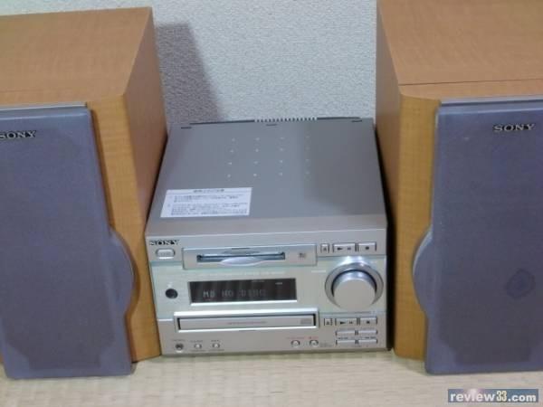 sony hifi cd md hcd-md333