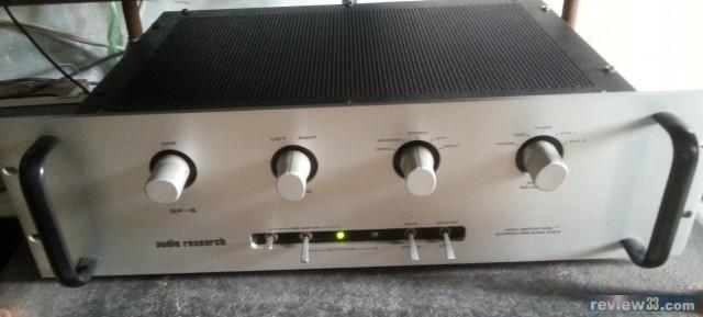 [#1] 出售: audio research sp-6b前级     价钱 hk$: 11500 经典