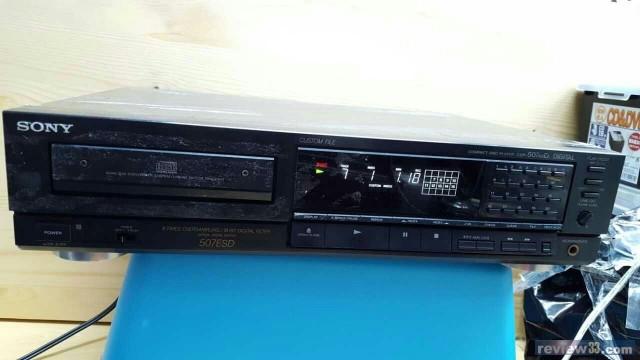 [#1] 出售: sony cdp-507esd