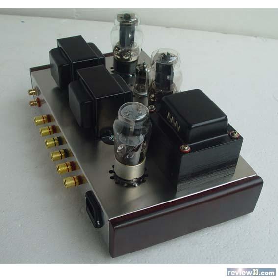 一,线路简介 1 输入电压放大级 6n1一种深受推崇的电路.