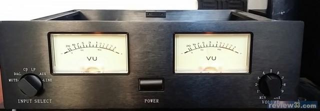 价钱 hk$: 200 全铝机箱, 连vu 表两只, 送 vu表控制电路板及选择