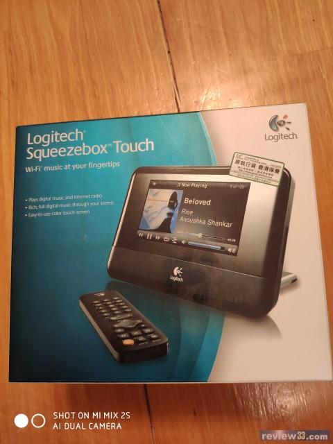 c5017e6d37f Logitech Squeezebox Touch Full Set