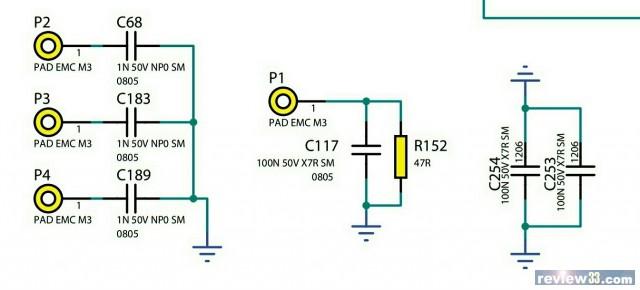 oppoak719电源适配器电路图