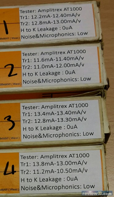 12au7虽然工作在阴极跟随器,电压增益少於1,但需注意它是直接交连(即