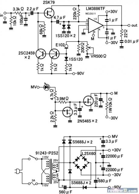 电路 电路图 电子 原理图 460_640 竖版 竖屏