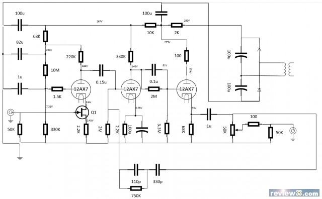 电路 电路图 电子 户型 户型图 平面图 原理图 640_396