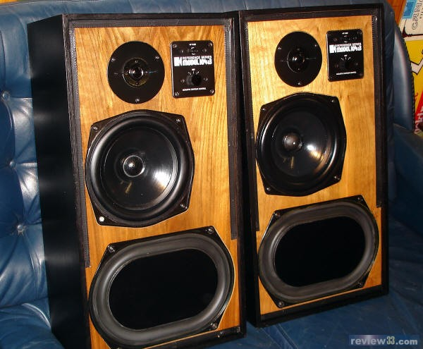 review33 - 影音天地: KEF 104ab reference tweeters : where to repair?