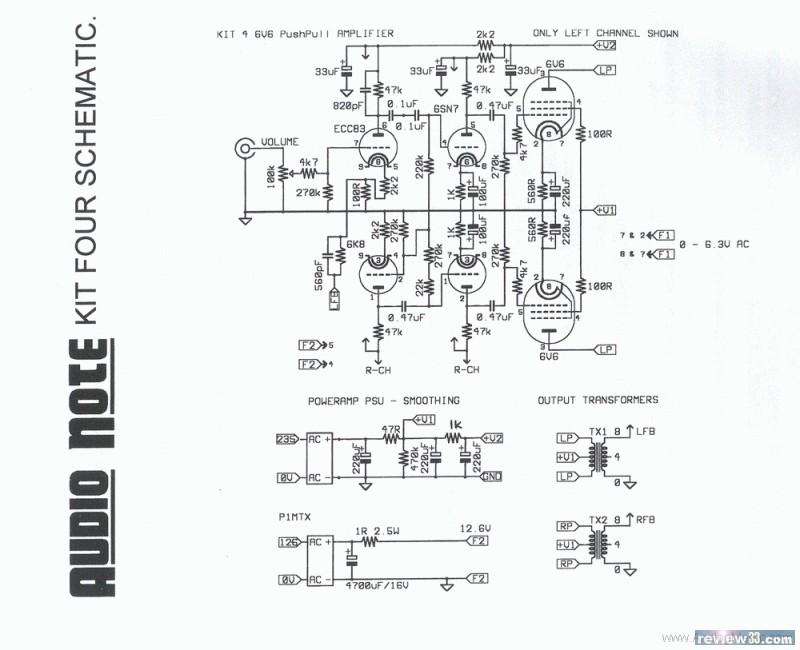 老式大广播接线图
