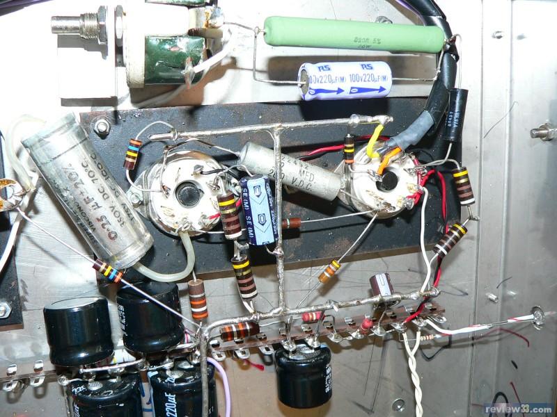 适合大型电子管fu-5(805) 845等 管罩为每只60元 最后修改时间: 2011