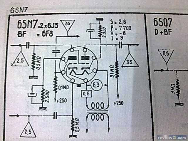 kt00单端电路图