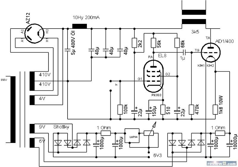 电路 电路图 电子 原理图 800_562