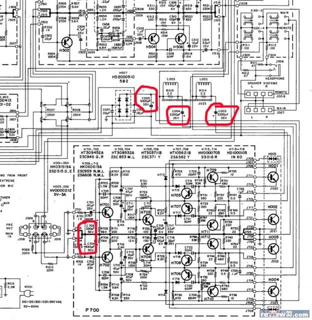 电路图甘鬼复杂  kf660