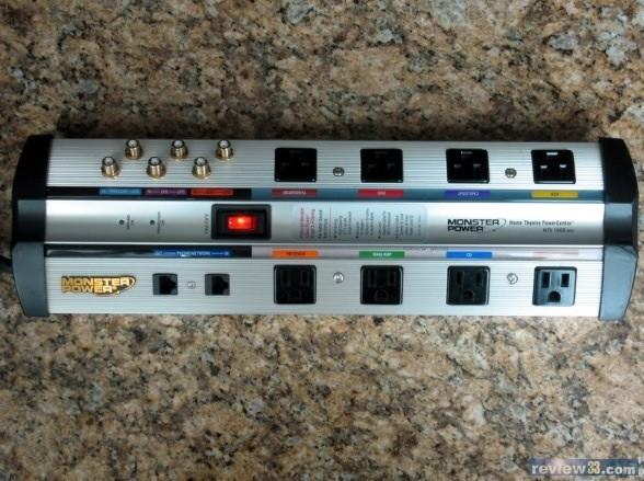 hts-1000专业hifi发烧电源滤波器