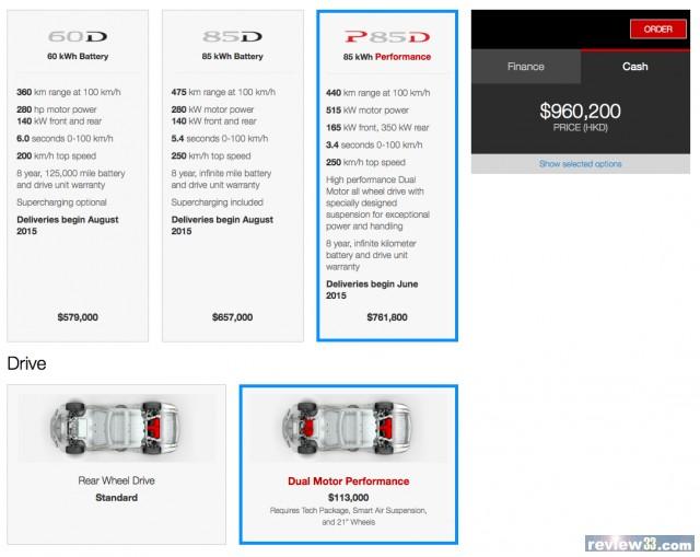 Watch The Tesla Model S P85D Drive In Autopilot Mode