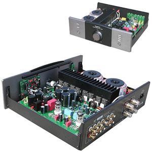 怎样用成品双声道集成功放板改成btl电路