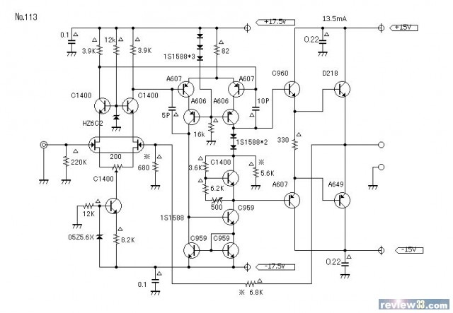 电路 电路图 电子 原理图 640_443